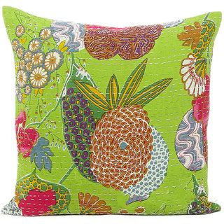 Kantha Decorative Cushion Cover(Option 4)