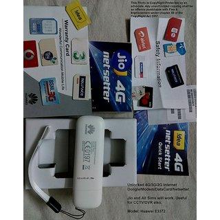 150 mbps unlocked universal e3372 hllink 4g lte usb dongle modem datacard android tv cctv dvr. Black Bedroom Furniture Sets. Home Design Ideas