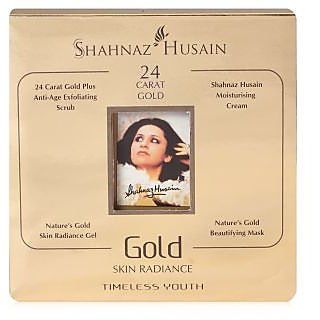 shahnaaz hussain gold facial kit