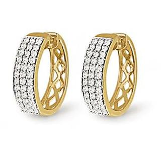 Beauty Diamond Earrings
