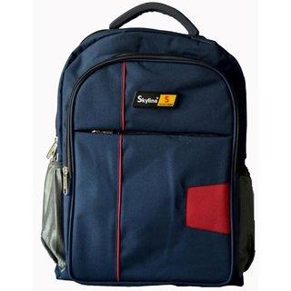 Skyline Laptop Backpack-Office Bag/Casual Unisex Laptop Bag-With Warranty-815 Blue