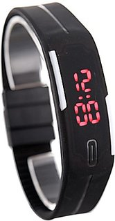 i DIVAS  LATEST Robotic Magnetic LED Watch FOR BOYS