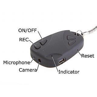 Onsgroup Keychain Spy Camera / Spy Keychain Camera