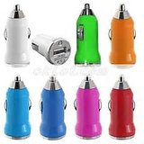 USB Car Charger Adapter For HTC Samsung Blackberry Nokia Motorola Mp3 MP4 IPhone