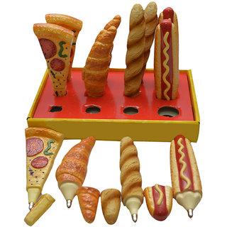 Knott Multicolor Bread Series Fancy Pen (set of 12)