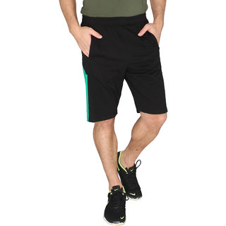 LUCfashion Men's Exclusive Premium Fashionable 3/4th Shorts