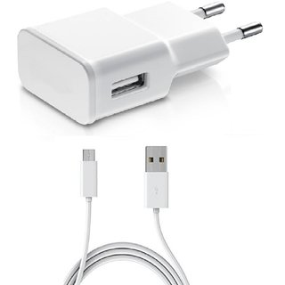 4D Mobile Charger For All Lenovo Mobile With USB Cable