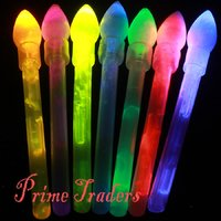 Neon Glow Candle Set Of 2pc - Perfect Gifts For This New Year Party Or Any Party
