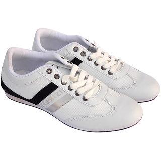 fizik men's casual shoes white fz01