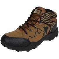 Chevit Men's 414 Brown Stylish Casual Boots