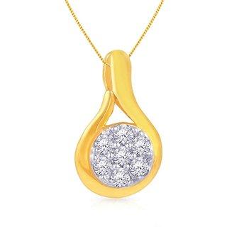 Mine Diamond Pendant JIPJEU1985
