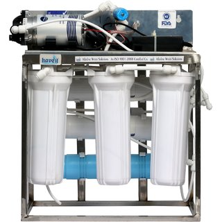 25 LPH Alkaline RO Plant(Commercial)