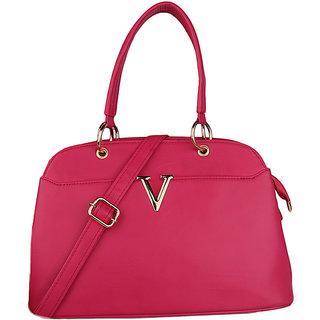 e7e88dd763c0f Buy Goldmine Designer Sling Bag For Girls and Women s (Pink) Party ...