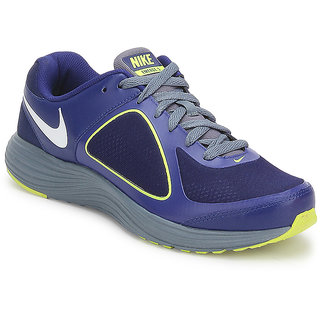 Nike Men Blue Lace-up Running Shoes