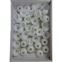 Round jumka base for silk thread jewellery making Jumka base for jewellery making, size 20x8