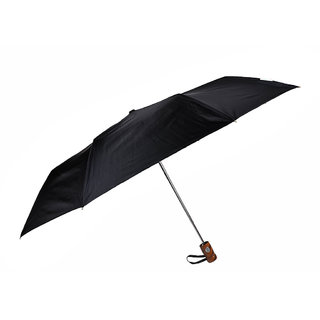 Fendo 3 fold auto open beautiful  handle umbrella