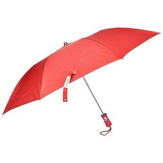 Fendo 2 fold beautiful red color ladies umbrella