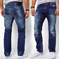 Elpaso Mens Blue Jeans