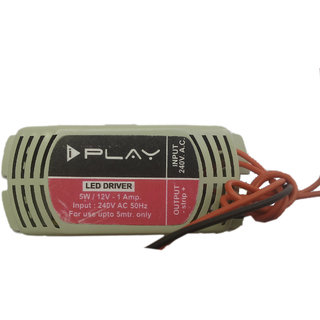IPLAY 12 V LED DRIVER FOR 5 MTR STRIP