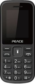 Peace P1 (Dual Sim, 1.8 Inch Display, 850 Mah Battery, Wireless FM)