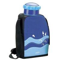 Milton Softline Water Bottle- Capacity-1000 Ml (pack Of 2)