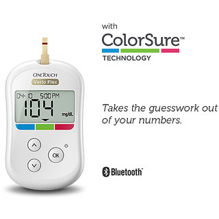 GLUCOMETER +10 STRIPS+10 LANCETS  Slim, compact design that's easy to slide into a pants or jacket pocket it fits snugl