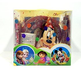 Minnie - Party In A Box (Pack Of 10)