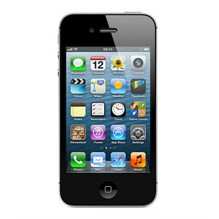 Apple iphone 4S 8GB/Good Condition/Certified Pre Owned -  (3 Months Seller Warranty)