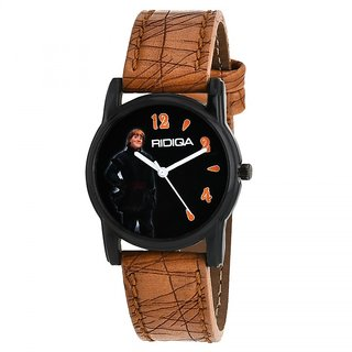 RIDIQA Analog Black Dial Kids WatchRD032