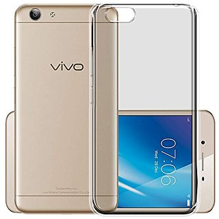 Vivo Y67 Transparent Soft Back Cover