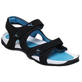 Buy Puma Jimmy IDP Men s Black Sandals Online   ₹2099 from ShopClues c5be2c9b2