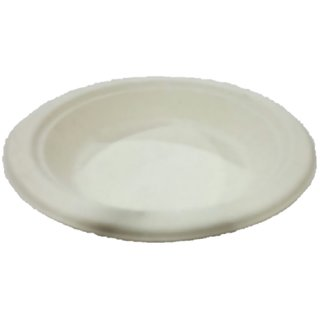 EZEE ECO FIRENDLY 6 BAGASSE ROUND BOWL 10pcs (pack of 2)