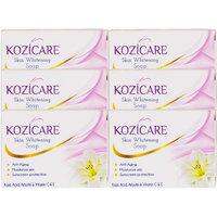 Kozicare Skin Whitening Soap 75Gm (Pack Of 6)