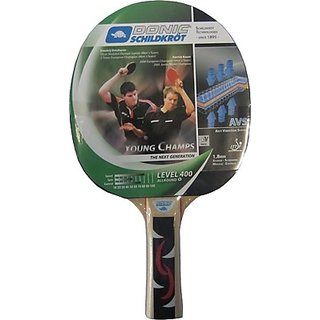 Donic Young Champ 400 Table Tennis Racquet