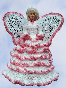 Angel Doll Pink-Wight
