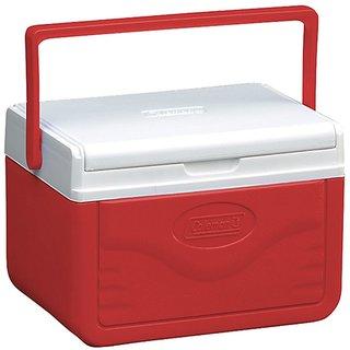 Fliplid™ 6 Personal Cooler - Red