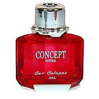 Concept Red Car Air Freshener Perfume ,Red