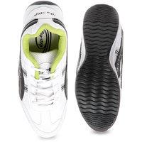 EAdams Big Step White & Black Sport Shoes
