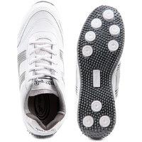 EAdams Big Step White & Grey Sports Shoes