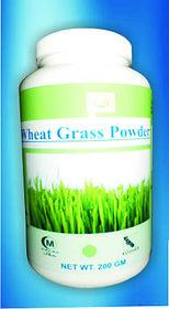 Hawaiian Herbal, Hawaii,USA -WHEAT GRASS POWDER - 200 gm (Buy any Healthcare Supplement  Get the Same Drops Free)