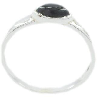 Black Onyx 925 Sterling Silver Ring radiant Black exporter Indian gift SRBON-6328