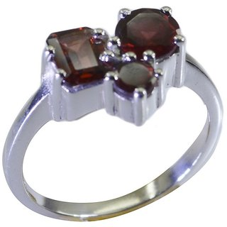 Garnet  925 Sterling Silver Ring better Red jewelry Indian gift SRGAR90-26301