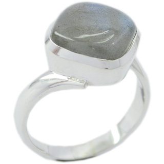 Labradorite 925 Sterling Silver Ring ideal Multicolor jewelry Indian gift SRLAB-42013
