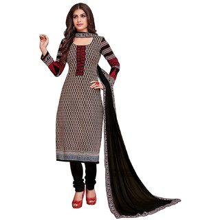 991404a63b Buy PADMiNi Unstitched Printed Cotton Dress Material Online @ ₹850 ...