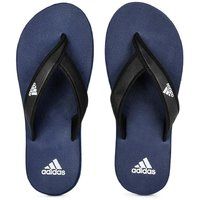 Adidas Men Blue Adi Rio Flip Flops