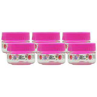 GPET Print Magic Container 50 ml  Pink (Pack Of 6 )