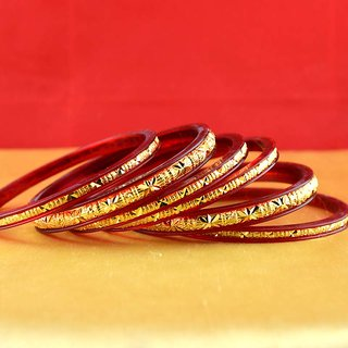 Rajasthani Gokharoo,kara Churi Meenakari,moti,cz,stone,bangles Size-2.4,2.8