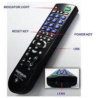 TV REMOTE CONTROL SPY CAMERA, HIDDEN UNIVERSAL REMOTE CONTROL NANNY SPY DVR CAMERA