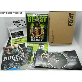 Body Beast Introductory Kit - Includes Full DVD program