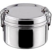 Grish Stainless Steel Pryma Pot (Dabba) Size 1
